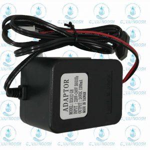 آداپتور یا ترانس دستگاه تصفیه آب خانگی