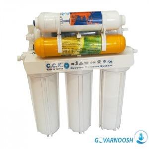 دستگاه تصفیه آب بدون مخزن سی سی کی