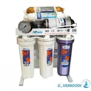 دستگاه تصفیه آب تایوانی آر او مکس