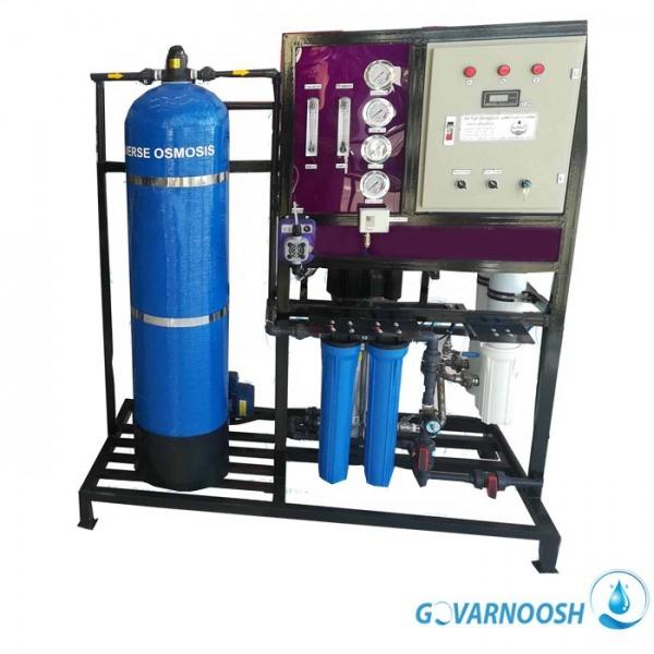 دستگاه تصفیه آب صنعتی پنج متری