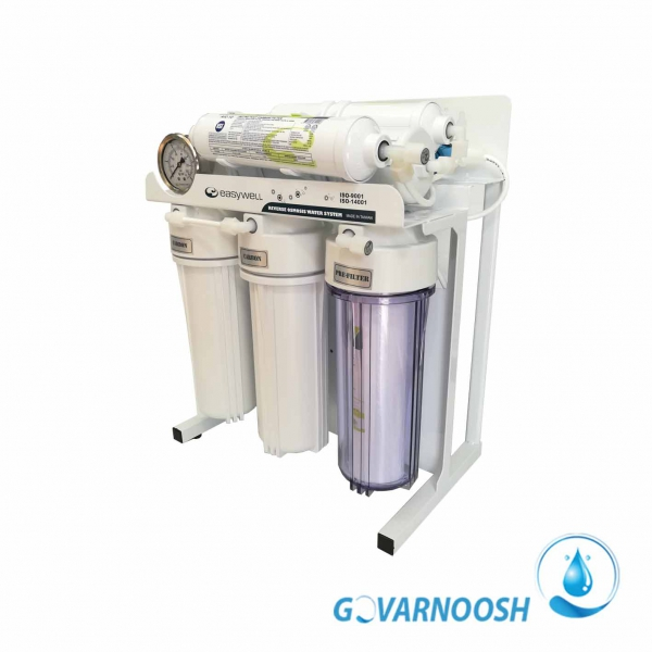 خرید دستگاه تصفیه آب ایزی ول مدل مدل ro815 بهتری دستگاه تصفیه آب خانگی برند ایزیول