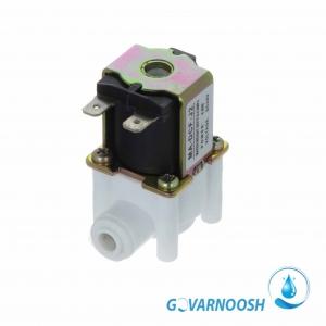 شیر برقی تصفیه آب فیتینگی جایگزین قطعه چهار راه مکانیکی