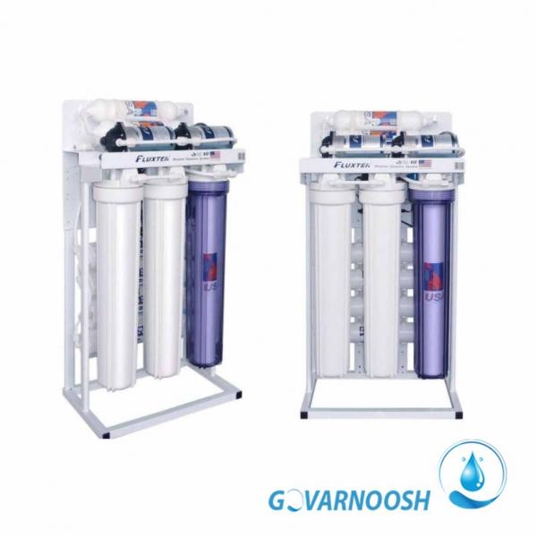 دستگاه تصفیه آب نیمه صنعتی فلاکستک یا فلوکس تک یا فلکستک