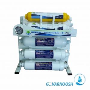 بهترین تصفیه آب خانگی شش مرحله ای | دستگاه آب شیرین کن خانگی | فروشگاه تصفیه آب در تهران
