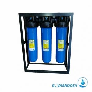 دستگاه پیش تصفیه آب سوفیلتر | بهترین دستگاه آب شیرین کن خانگی | دستگاه تصفیه آب تایوانی اصل