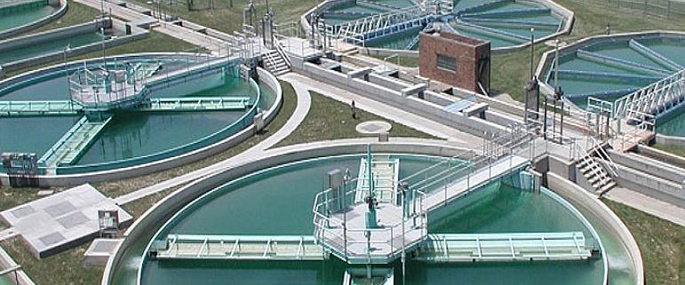 روش های تصفیه آب شهری