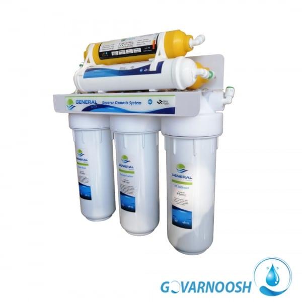 دستگاه تصفیه آب خانگی بدون مخزن