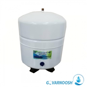 مخزن فلزی ذخیره آب تصفیه شده 4.5 گالن