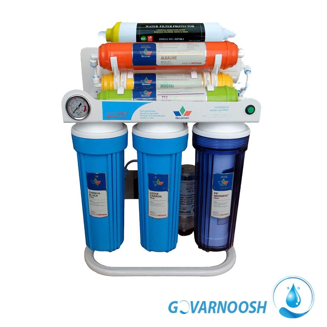 دستگاه تصفیه آب قلیایی