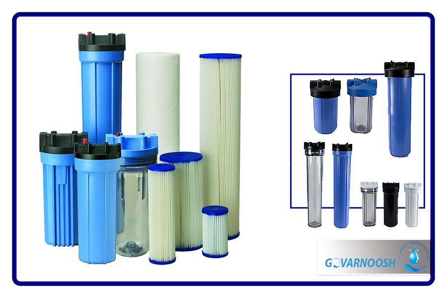 هوزینگ دستگاه تصفیه آب